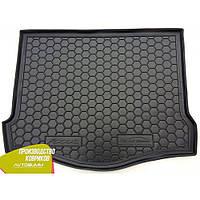 Авто коврик в багажник Ford Focus 3 2011- Hatchback (докатка) (Avto-Gumm) Автогум Форд Фокус