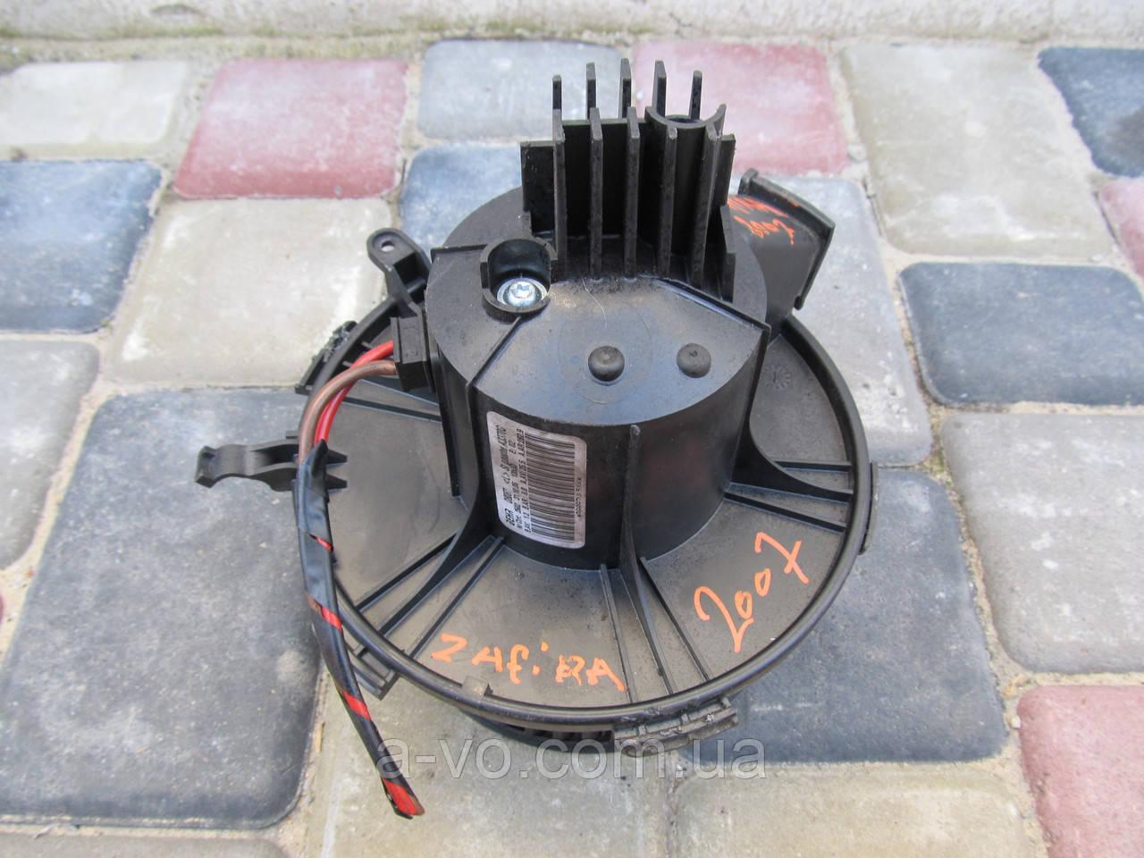 Вентилятор моторчик печки для Opel Zafira B, D8087, A3370G