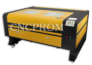 Профессиональный лазерный СО2 станок LM130100, 100W, RuiDa 6442