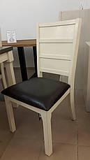 Стол Осло 1,55 м. (орех / белый), фото 3