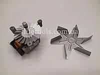 Двигатель для духовки Indesit C00078421