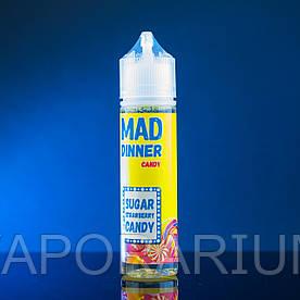 Жидкость для электронных сигарет MAD DINNER CANDY 60 мл