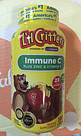 Витамин C, цинк и витамин D для детей LIL CRITTERS