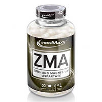 IronMaxx ZMA 100 caps