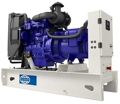 Однофазный дизельный генератор FG WILSON P11-6S (11 кВт)