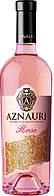 Вино Розовое полусладкое Азнаури, Aznauri Rose 0,75 л Грузия