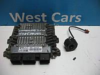 Блок управления двигателем 2.0 HDi Citroen Berlingo 2002-2008 Б/У