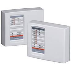 Приемно-контрольные приборы и приборы управления