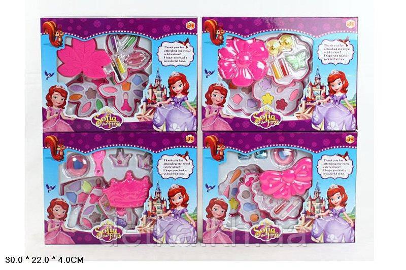 Косметика 2013A1-4 раскл.набор  набор для девочки