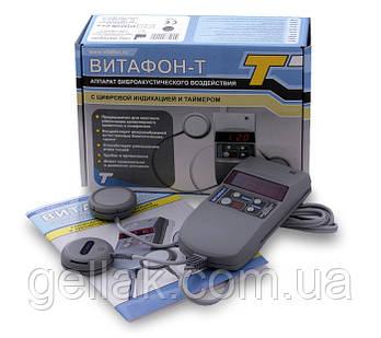 Апарат віброакустичний з цифровою індикацією і таймером Вітафон - Т