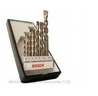 Набор буров Bosch Robust Line SDS-Plus-7X 7 шт