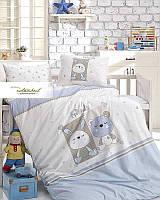 """Детское постельное бельё в кроватку """"Istanbul Home Collection"""""""