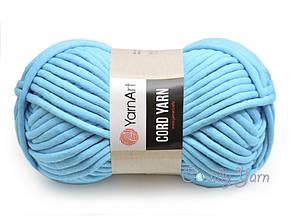 YarnArt Cord Yarn, Бирюза №763