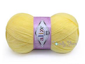 Alize Extra Life, Светлый лимон №913