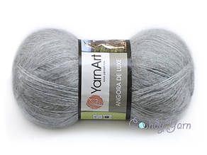 YarnArt Angora De Luxe, Серый №0282