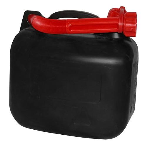 Каністра пластикова Strend Pro 5 літрів ( чорна )