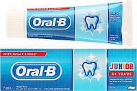 Зубная паста Oral-B Junior для детей нежная мята, 75 мл