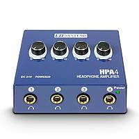 Усилитель для наушников LD Systems HPA4, фото 1