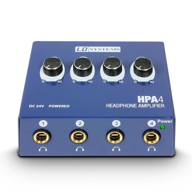 Усилитель для наушников LD Systems HPA4