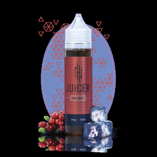 Жидкость JUICER - RED HEAT 60ml