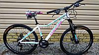 Горный велосипед женский Oskar MTB 26 колёса алюминиевая рама