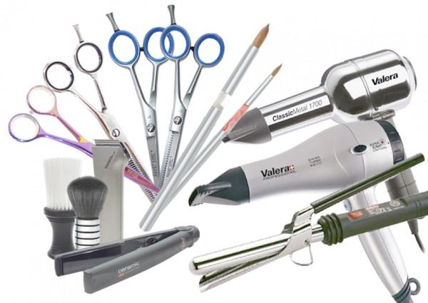 Парикмахерский инструмент и аксессуары