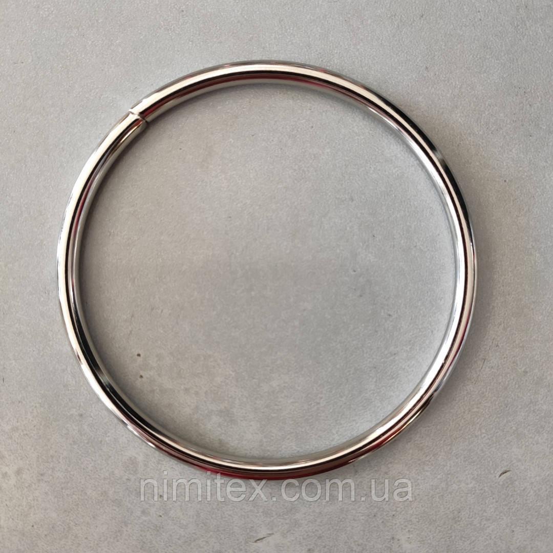 Кольцо литое сварное 68 мм никель