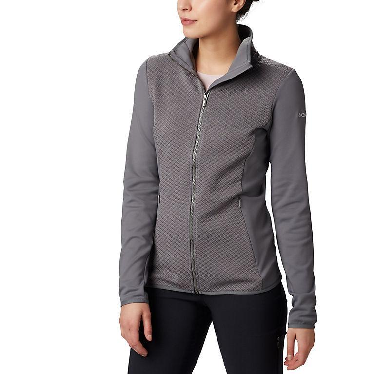 Жіночий джемпер Сolumbia Roffe Ridge розмір - XS full zip fleece