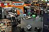 Стенд концерна Decora (Arbiton) на выставке Domotex 2011 в Ганновере