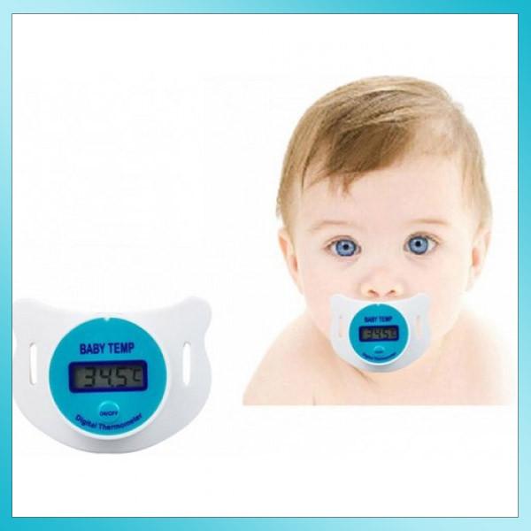 Датчик измерения температуры - Термометр соска Baby Temp - Для детей