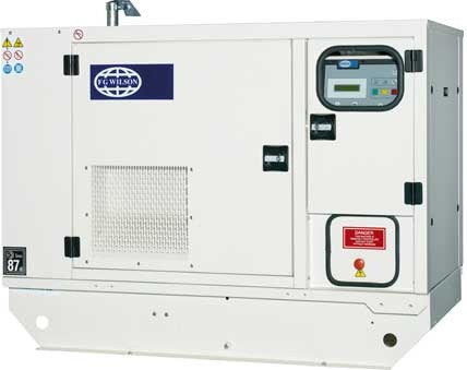 ⚡FG WILSON P16.5-6S (16,5 кВт)