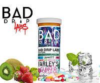 Премиум жидкость  Bad Drip Farley's Gnarly Sauce Iced Out    60мл  VG/PG 70/30 Оригинал