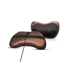 Роликовая массажная подушка с инфракрасным прогревом Massage Pillow, фото 3