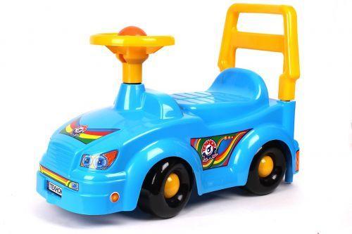 """Машинка """"Автомобиль для прогулок"""" (синяя)  scs"""