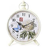 Настольные часы Bona Di Гортензия Белые (412-415)