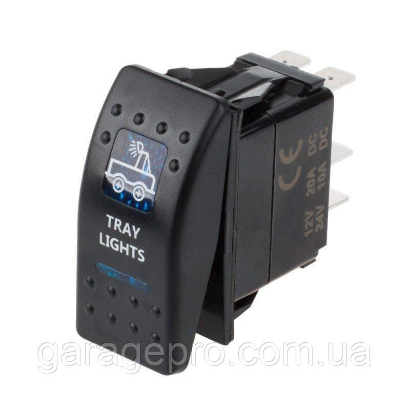 Тумблер Tray Lights (тип A)