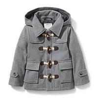 Демисезонное детское пальто Крейзи для мальчика