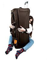 Огромная дорожная сумка sky Travel 120 литров для всей семьи