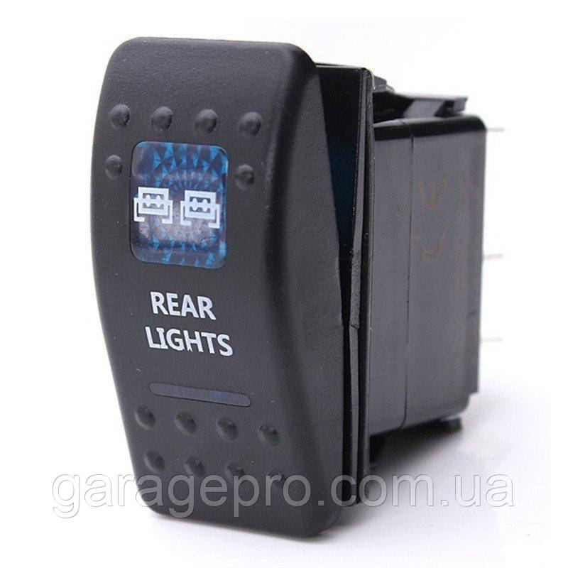 Тумблер Rear Lights (тип A)