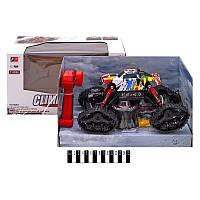 Радиоуправляемая Машина-снегоход (сменные колеса)