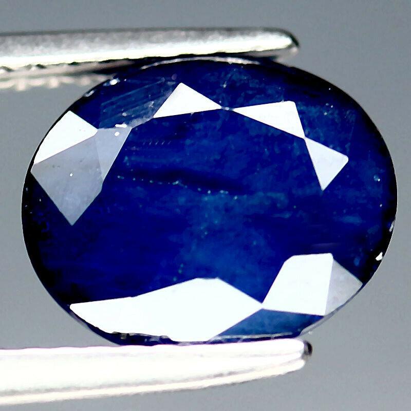 Натуральний синій Сапфір