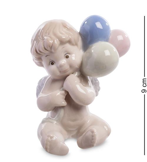 """Фигурка """"Ангелочек"""" 7x7x9 см., фарфор Pavone, Италия"""