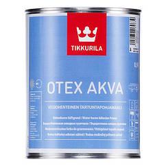 Акриловая адгезионная грунтовка Tikkurila Otex Akva 0,9л