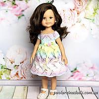 Платье Нежность для кукол Паола Рейна