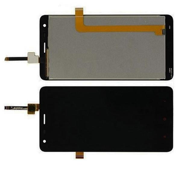 Xiaomi Redmi 2 дисплей в зборі з тачскріном модуль чорний