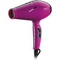 Фен  розовый BaByliss Luminoso Rosa BAB6350IFE, фото 1