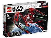LEGO Star Wars Истребитель СИД майора Вонрега (75240)