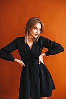 Платье / костюмная ткань / Украина 13-227, фото 1