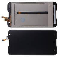 Blackview BV5000 дисплей в зборі з тачскріном модуль чорний
