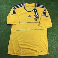 Детская футболка сборной Украины Adidas FFU Home Jersey, фото 1